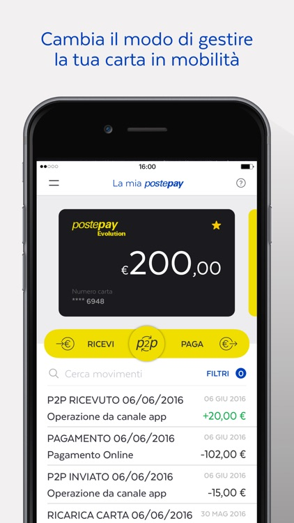 Postepay screenshot-0