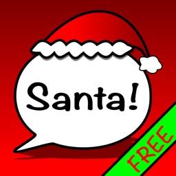 Santa Calls & Texts You