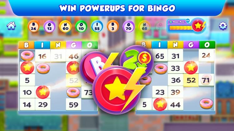 Bingo Bash featuring MONOPOLY screenshot-4
