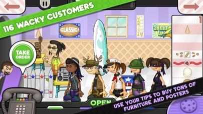 Papa's Scooperia To Go! screenshot 5