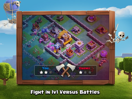 Clash of Clans Screenshots