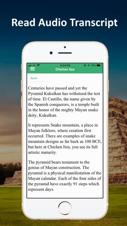 Chichen Itza Tour Guide Cancun screenshot-6