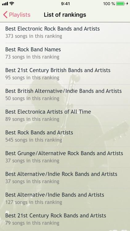 Next Song Music Player screenshot-3