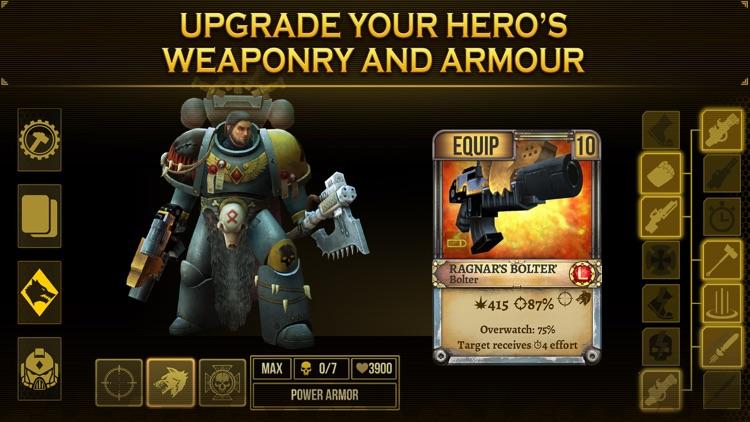 Warhammer 40,000: Space Wolf screenshot-4