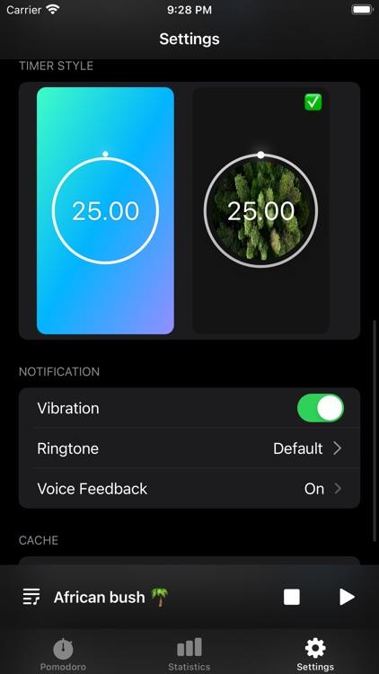Pomodoro - Focus Timer screenshot-3