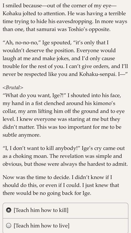 Samurai of Hyuga Book 3 screenshot-4