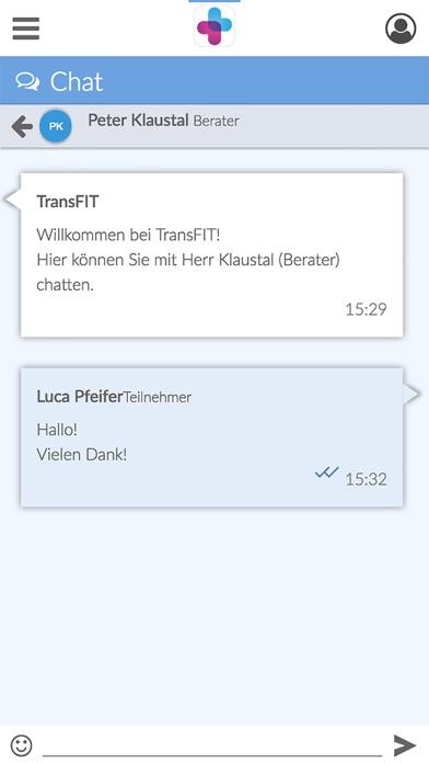 TransFITScreenshot von 1