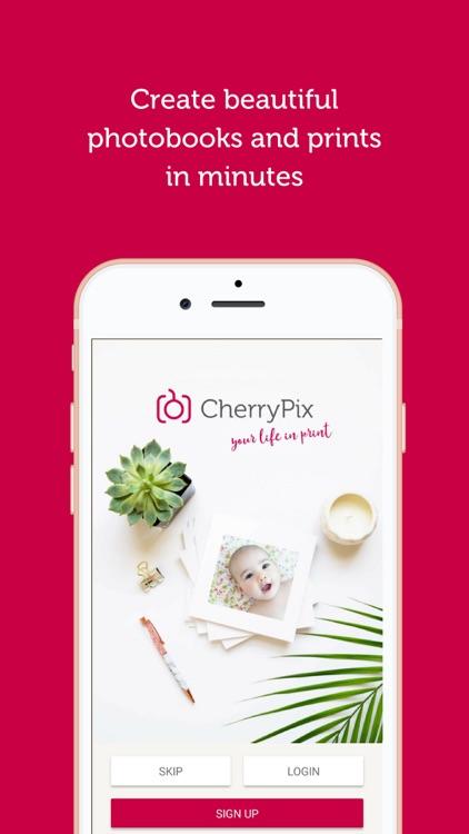 CherryPix   Your Life in Print