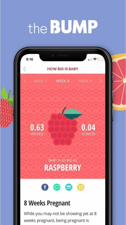 The Bump - Pregnancy Tracker screenshot-0