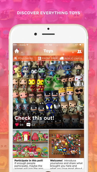 Collectibles Amino for Toys-0