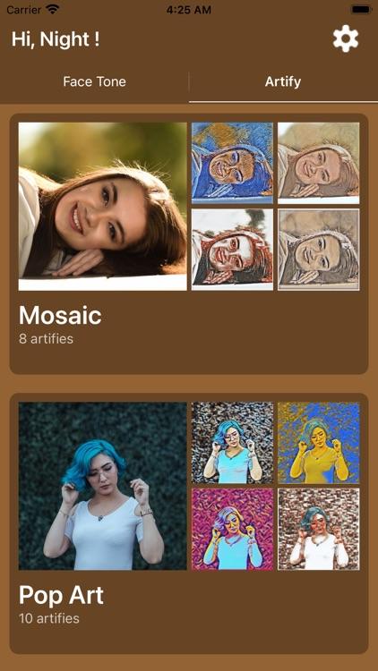 AI Artist: Face Cartoon Photo screenshot-6