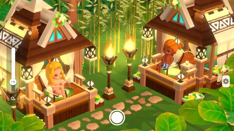 My Little Paradise: Resort Sim