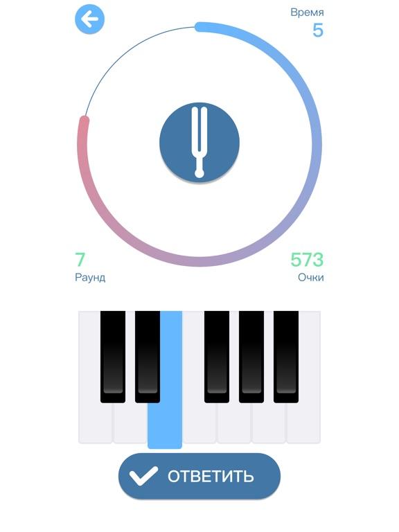 Perfect Pitch для iPad