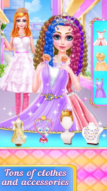 Sweet Princess Hair Stylist screenshot-4