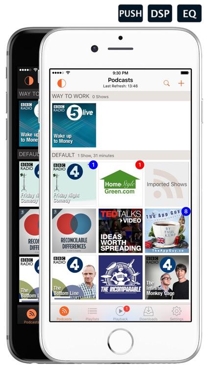 RSSRadio screenshot-0