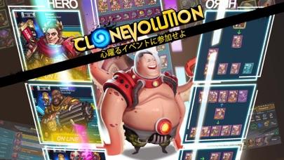 Clone Evolution: RPG バトルのスクリーンショット6