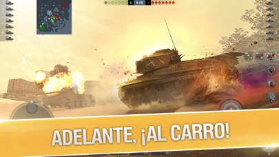 Descargar World of Tanks Blitz MMO PVP para Android