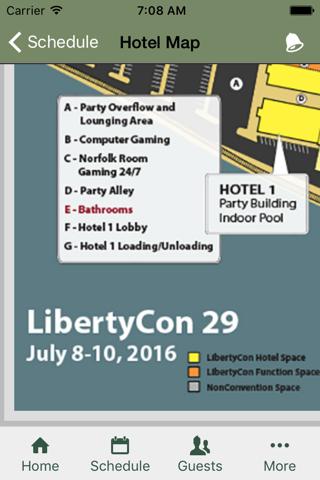 LibertyCon - náhled