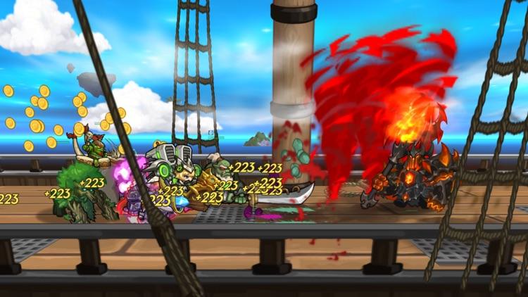 ちびっこヒーローズ - 放置系RPG screenshot-6