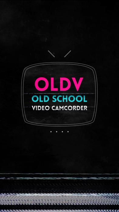 OLDV - Retro Video with BGMs Screenshot 1