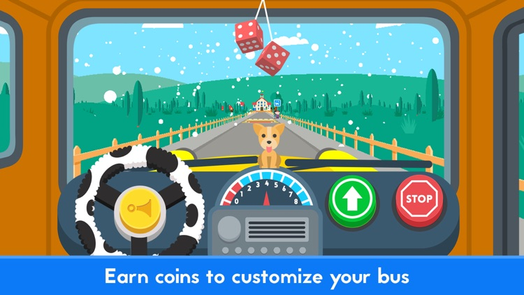 Sing & Play: Wheels on the bus screenshot-3