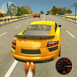 Highway Car Racing 3D Game