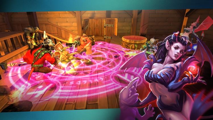 Heroes of Destiny: Fantasy RPG screenshot-4