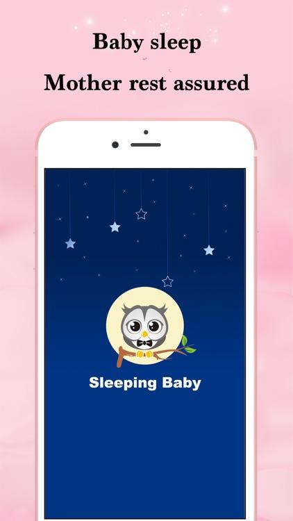 Sleeping Baby-Deep Sleep Sound