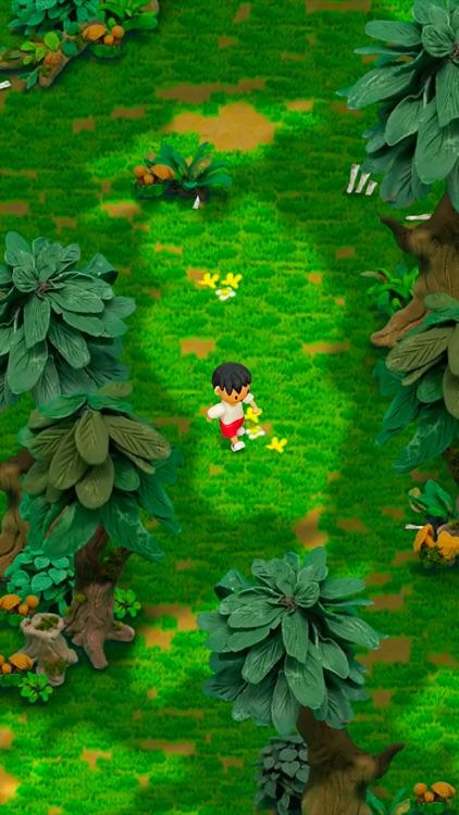 ねんどの無人島 脱出サバイバルゲームで暇つぶし! screenshot-4