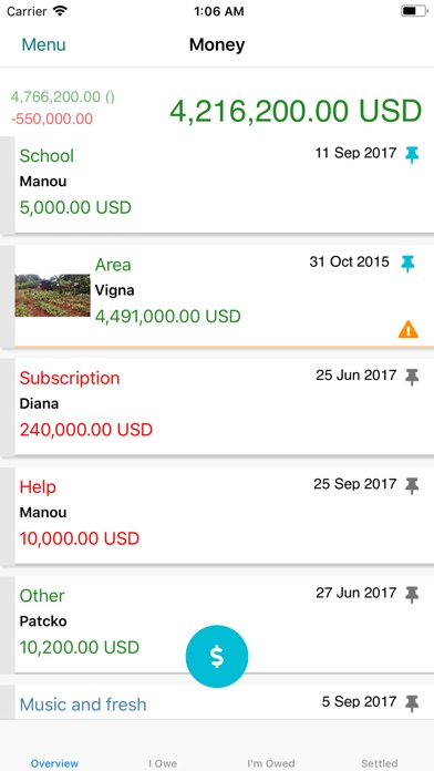 RY Debts Screenshots