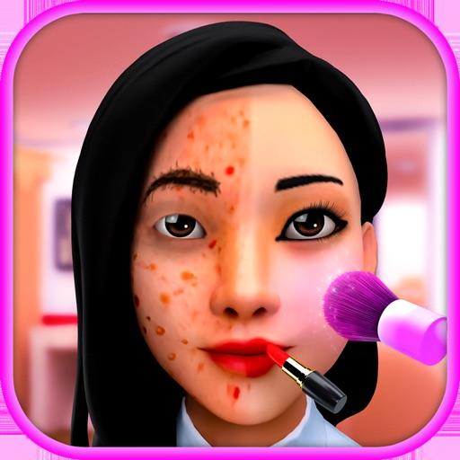 Dressup & Makeover Girls Salon