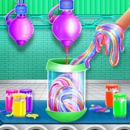 Diy Make Slime Factory Fun