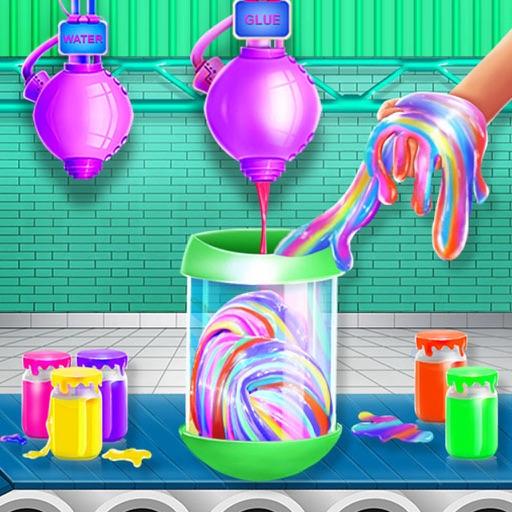 Diy Make Slime Factory Fun