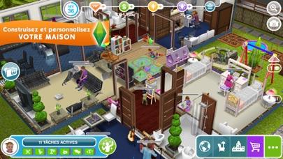 Les Sims Freeplay sur iPad-capture-8