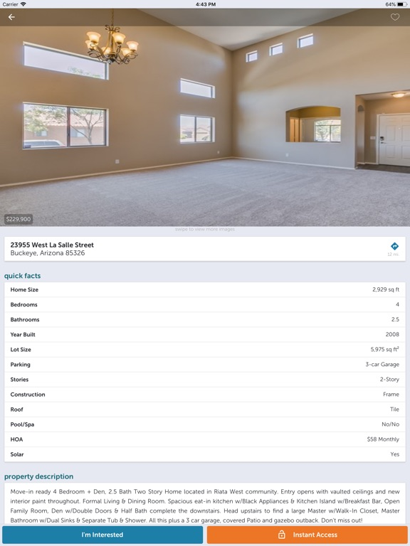 Offerpad Homes & Real Estate-ipad-1