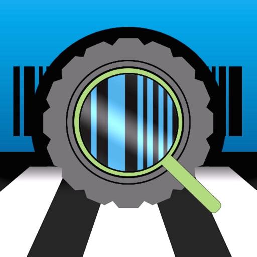 VIN пробить авто - машины дтп application logo