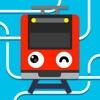 連結だいすき - 一番カッコイイ電車のゲーム