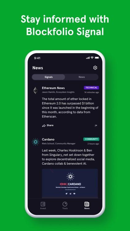 FTX (formerly Blockfolio) screenshot-3