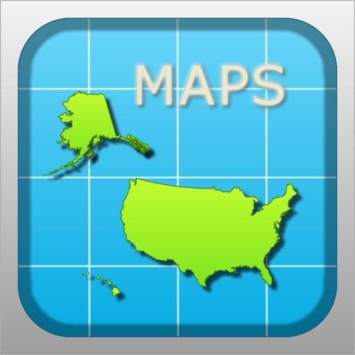 USA Pocket Maps Pro