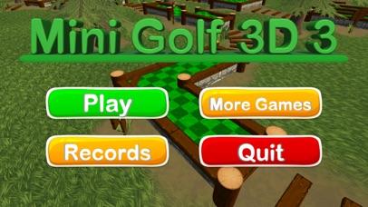 تحميل Mini Golf 3D 3 للكمبيوتر