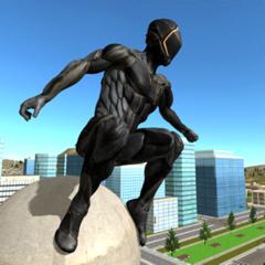 Super Hero Rope Crime City