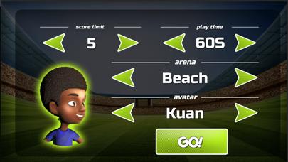 Head Soccer-Play Football screenshot two