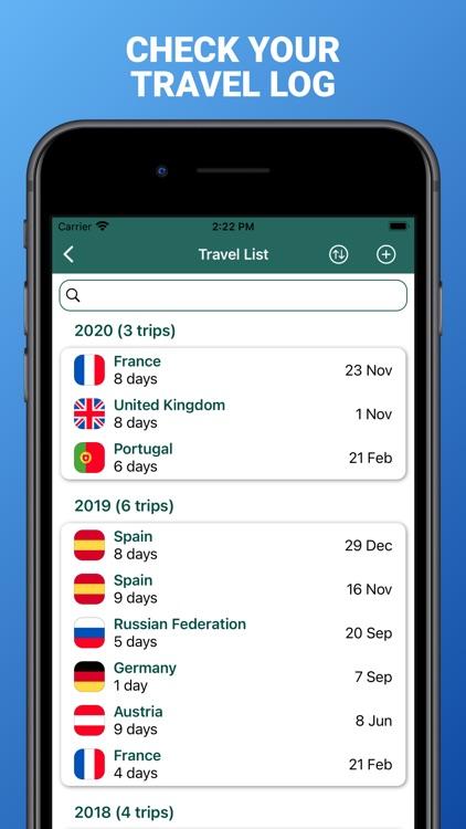 Cross out calendars screenshot-7