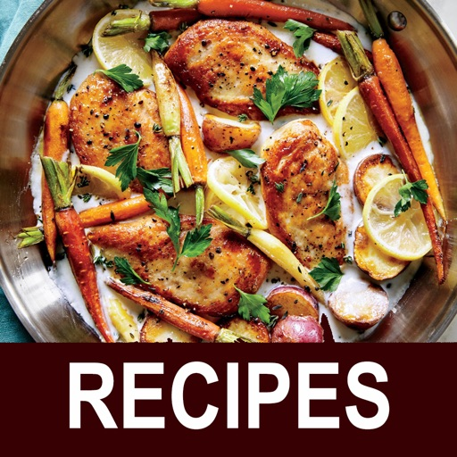 Recipe Book - 30K+ Top Recipes icon