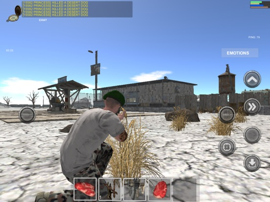 Screenshot 3 Survival Barren Roads