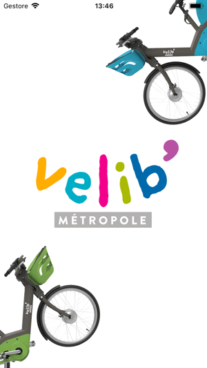 velib iphone
