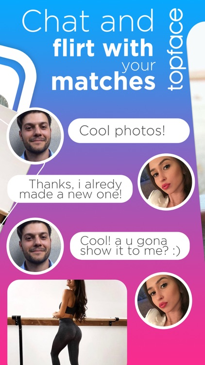Topface: Dating App & Chat