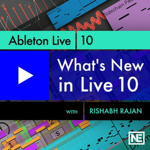 What's New Course in Live 10 for Mac
