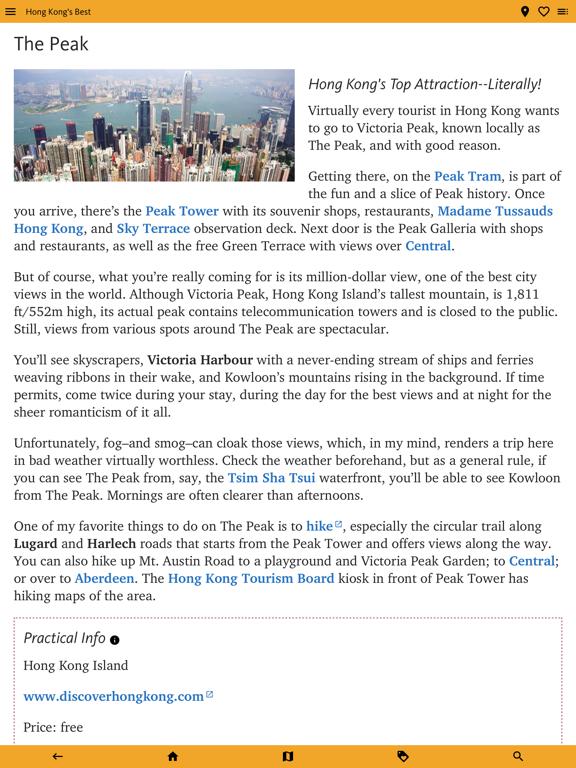 Hong Kong's Best Travel Guide screenshot 10