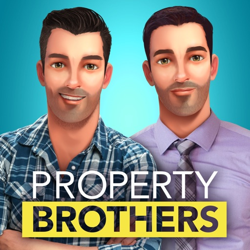 Property Brothers Home Design icon